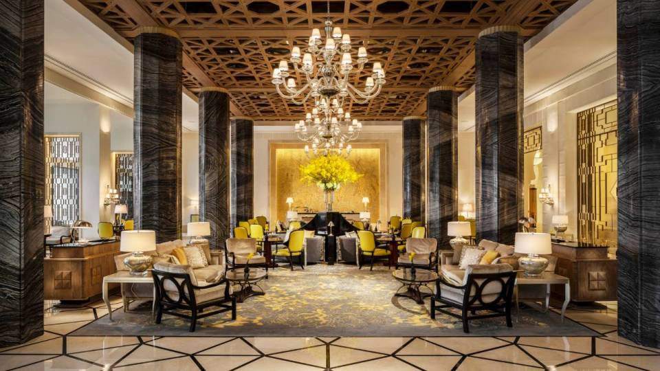 Lobby (Image Source: Four Seasons Dubai / fourseasons.com)