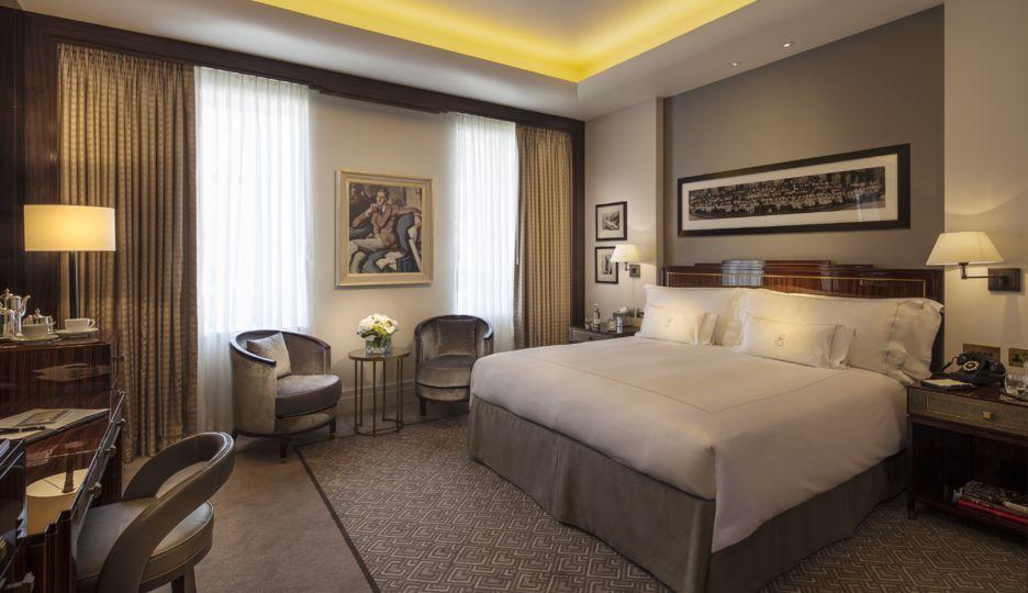 Premier Room (Image Source: The Beaumont London / thebeaumont.com)