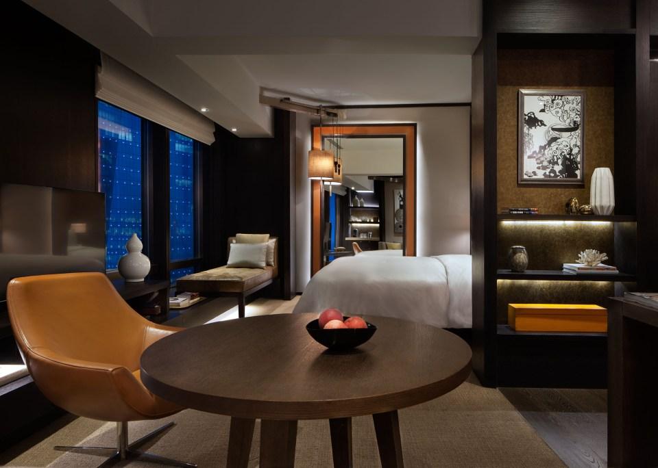Premier Room (Image Source: Rosewood Beijing / rosewoodhotels.com)