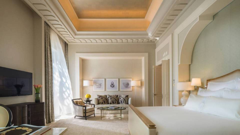 Presidential Suite (Image Source: Four Seasons Dubai / fourseasons.com)