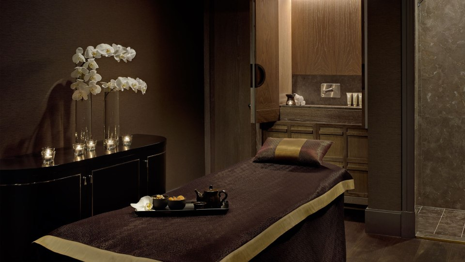 Treatment Room (Image Source: The Langham Sydney / langhamhotels.com)