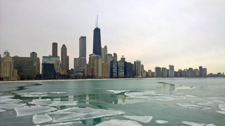 Running in Chicago
