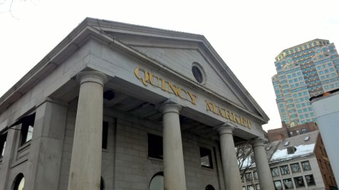 Qunicy Market Boston