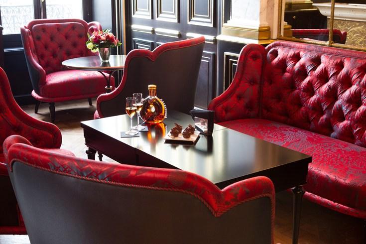 La Réserve Paris Restaurants