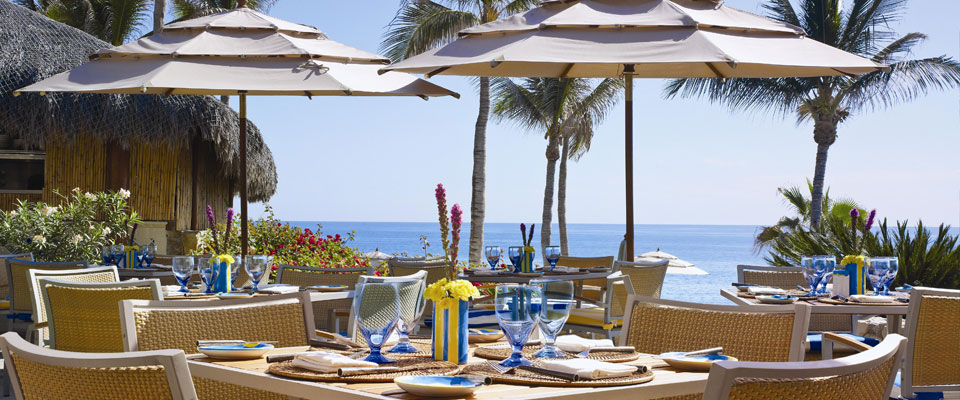 Breeze Restaurant (Image Source: One & Only Palmilla / oneandonlyresorts.com)