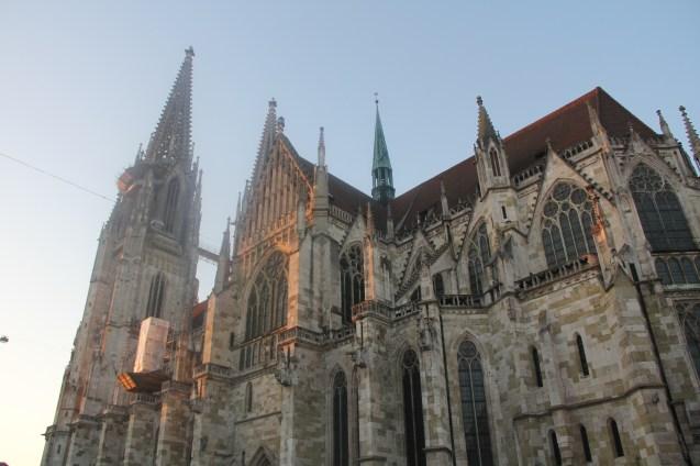 Cathedral St. Peter Regensburg