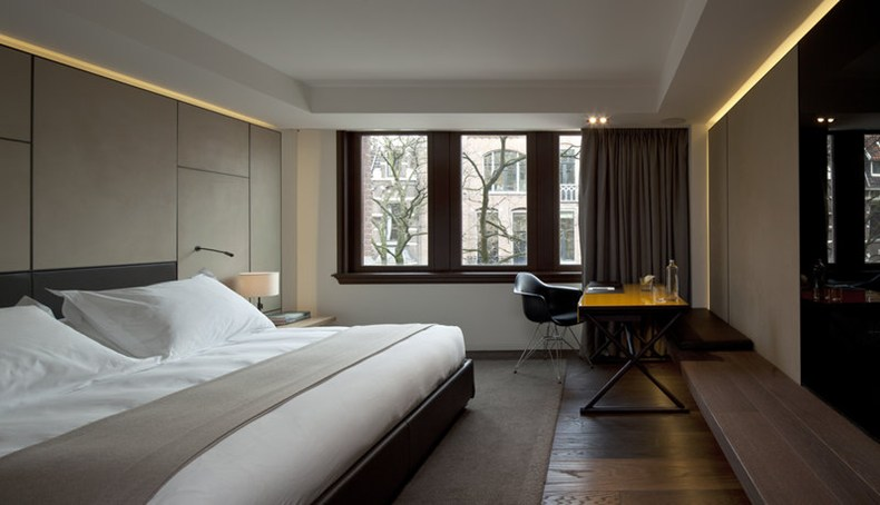 Conservatorium Hotel Amsterdam Room