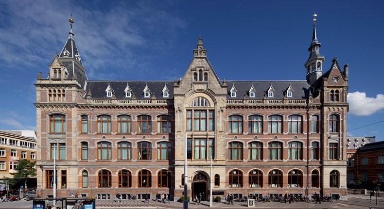 Conservatorium Hotel Amsterdam Exterior