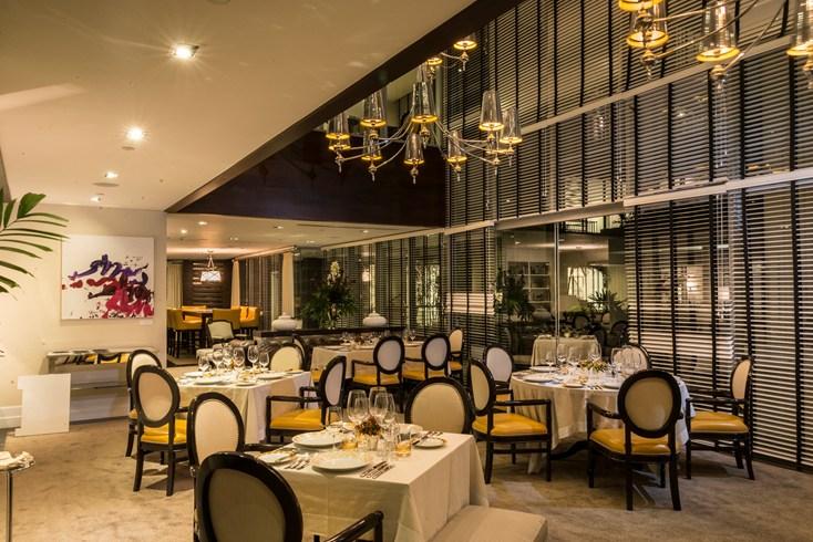 Cayena Caracas Restaurant