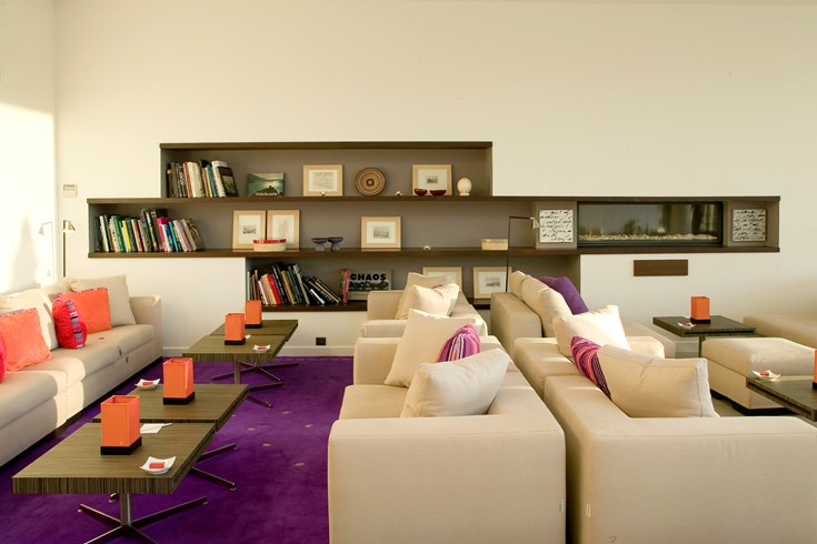 Lounge Bar (Image Source: Casaldelmar Porto Vecchio / casadelmar.fr)