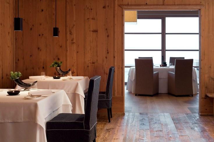 Alpina Dolomites Restaurant