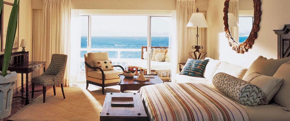 Ocean Front Deluxe Room (Image Source: One & Only Palmilla / oneandonlyresorts.com)