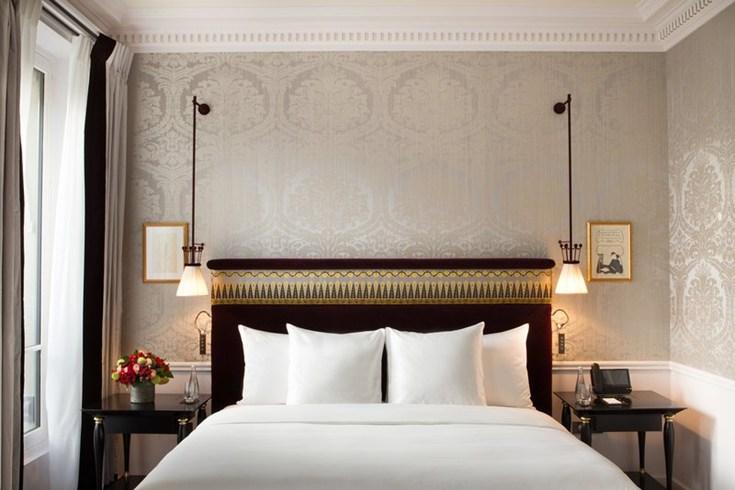 La Réserve Paris Rooms