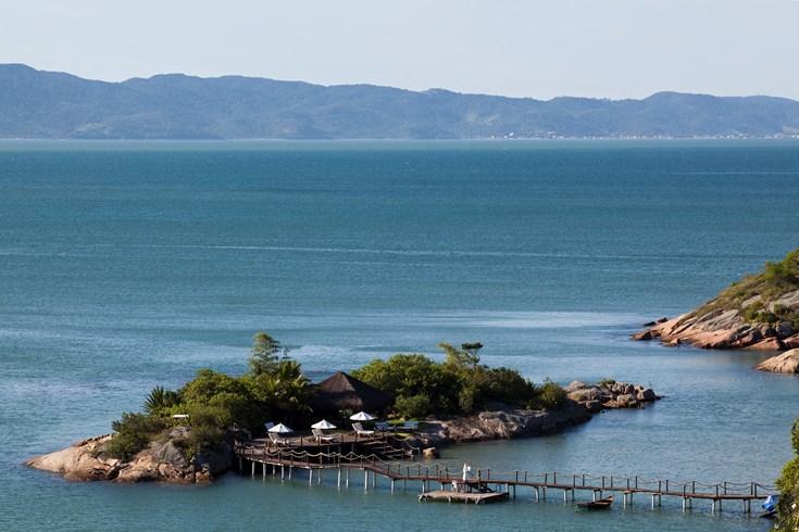 Ponta dos Ganchos Resort Private Island
