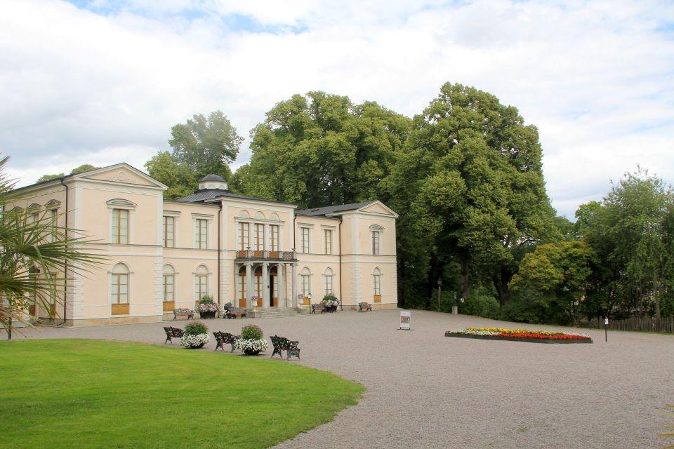 Stockholm Rosendal Castle