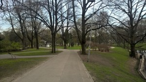 Running in Riga