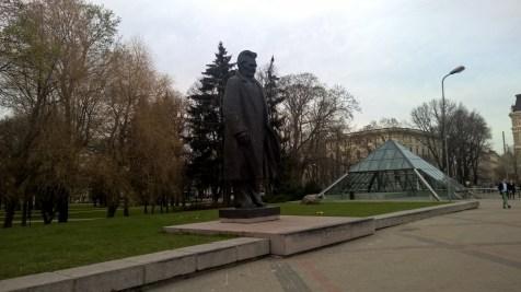 Running in Riga