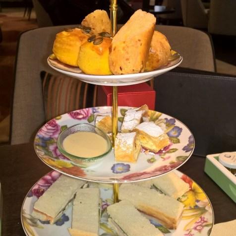 Kempinski Hotel Corvinus Budapest Afternoon Tea