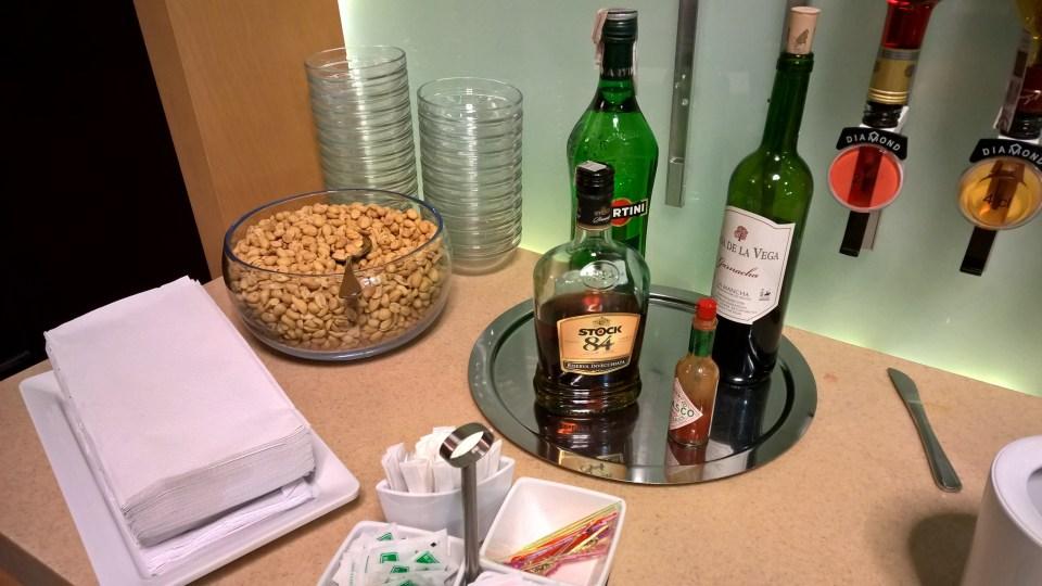 Ballada Executive Lounge Buffet
