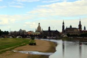 River Elbe Dresden