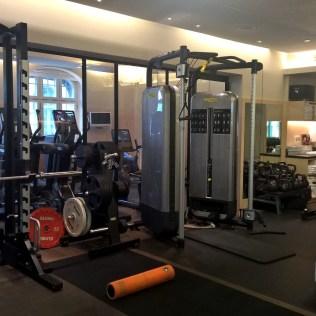 Grand Hotel Stockholm Gym