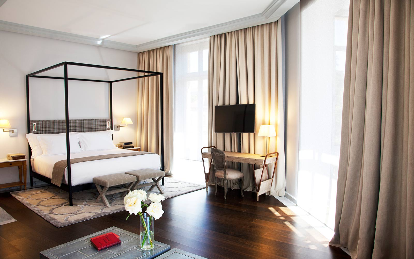 Hotel URSO Madrid Junior Suite