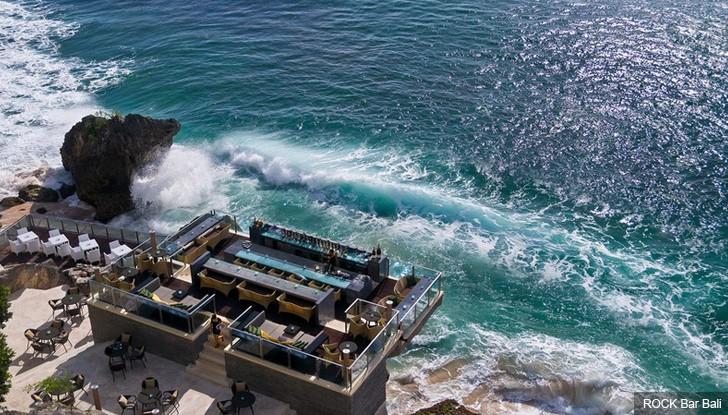 RIMBA Jimbaran Bali Bar