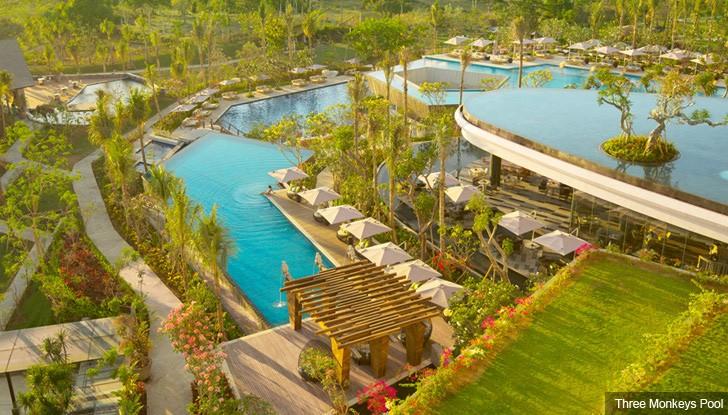 RIMBA Jimbaran Bali Pool