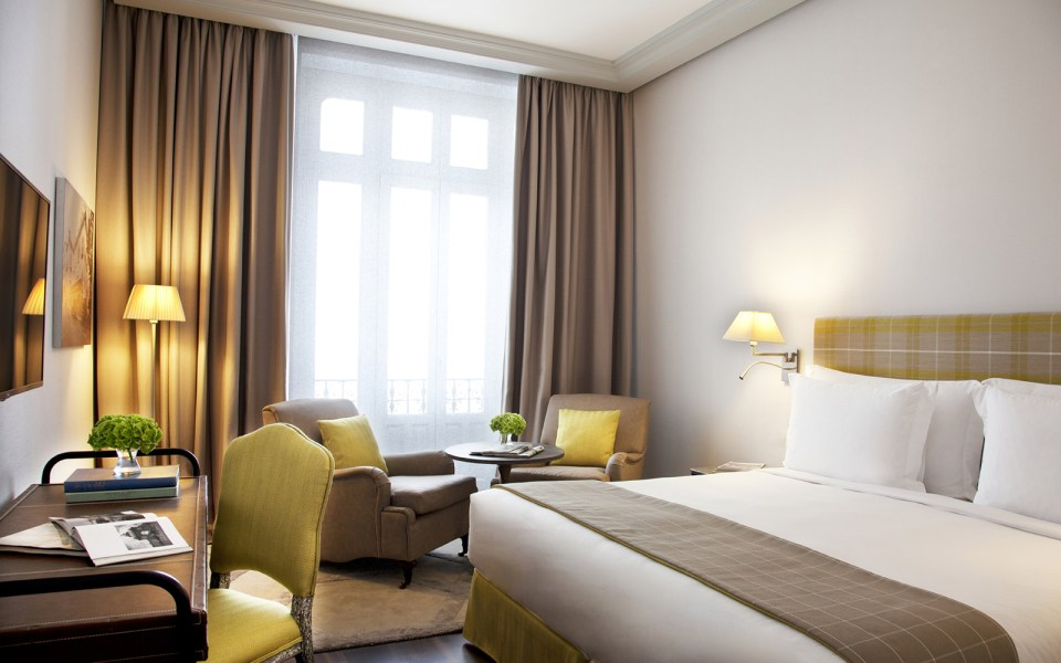 Hotel URSO Madrid Urso Double