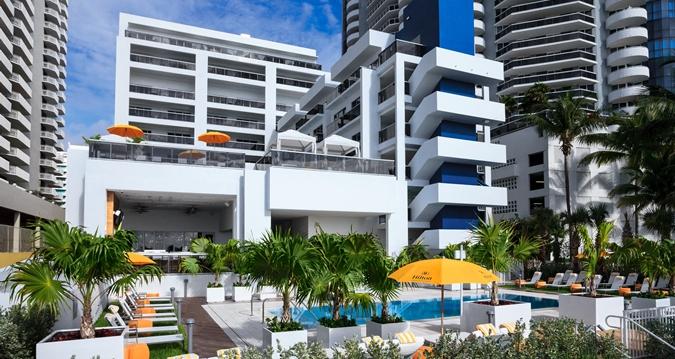 Hilton Cabana Miami Beach Exterior