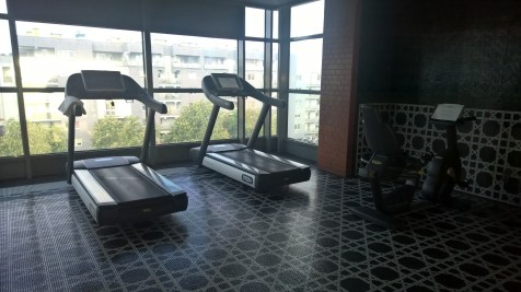 City Park Hotel Poznan Gym