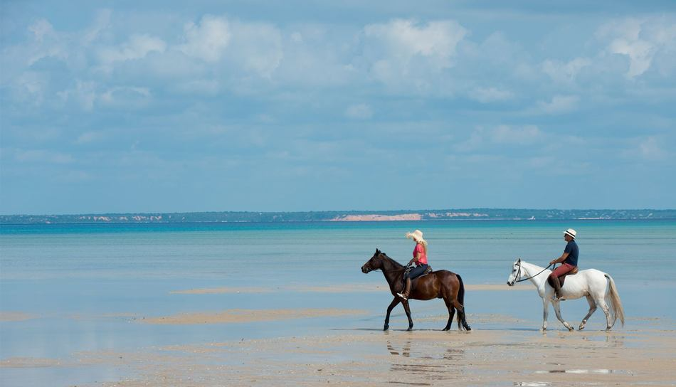 Horseback Riding (Image Source: &Beyond Benguerra Island / andbeyond.com)