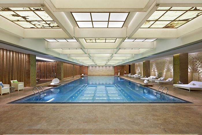 Mandarin Oriental Shanghai Pool
