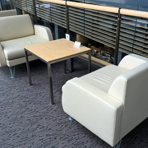 Business Lounge Riga Seating