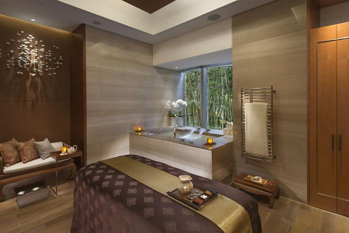 Mandarin Oriental Shanghai Spa