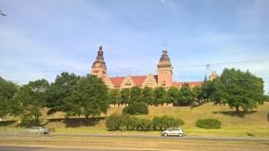 Running in Szczecin