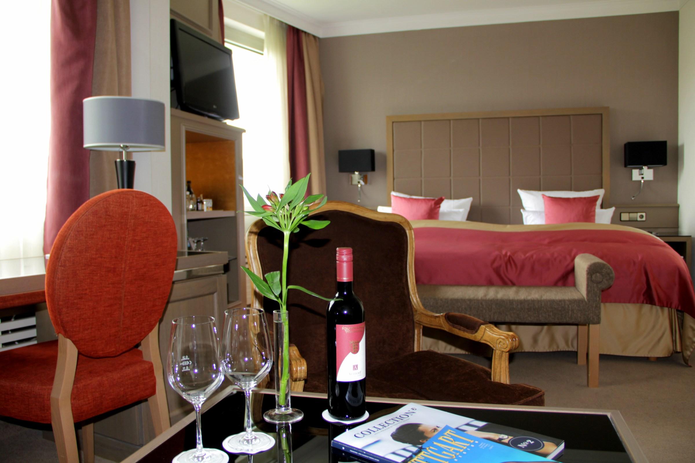 Deluxe Room Am Schlossgarten Hotel Stuttgart