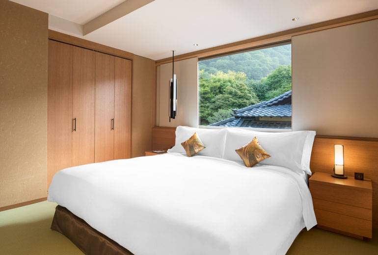 Suiran Kyoto Executive Suite