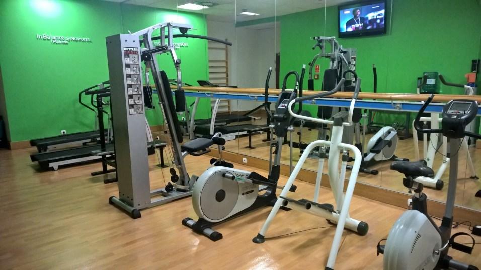Novotel Szczecin Gym