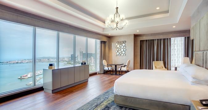 Hilton Panama Presidential Suite