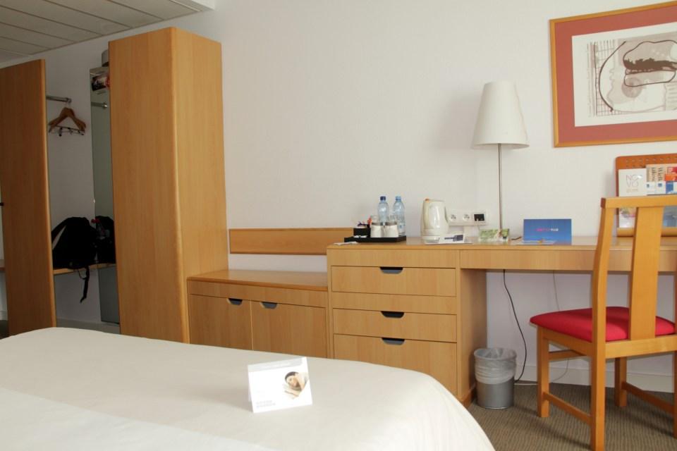 Novotel Szczecin Standard Room