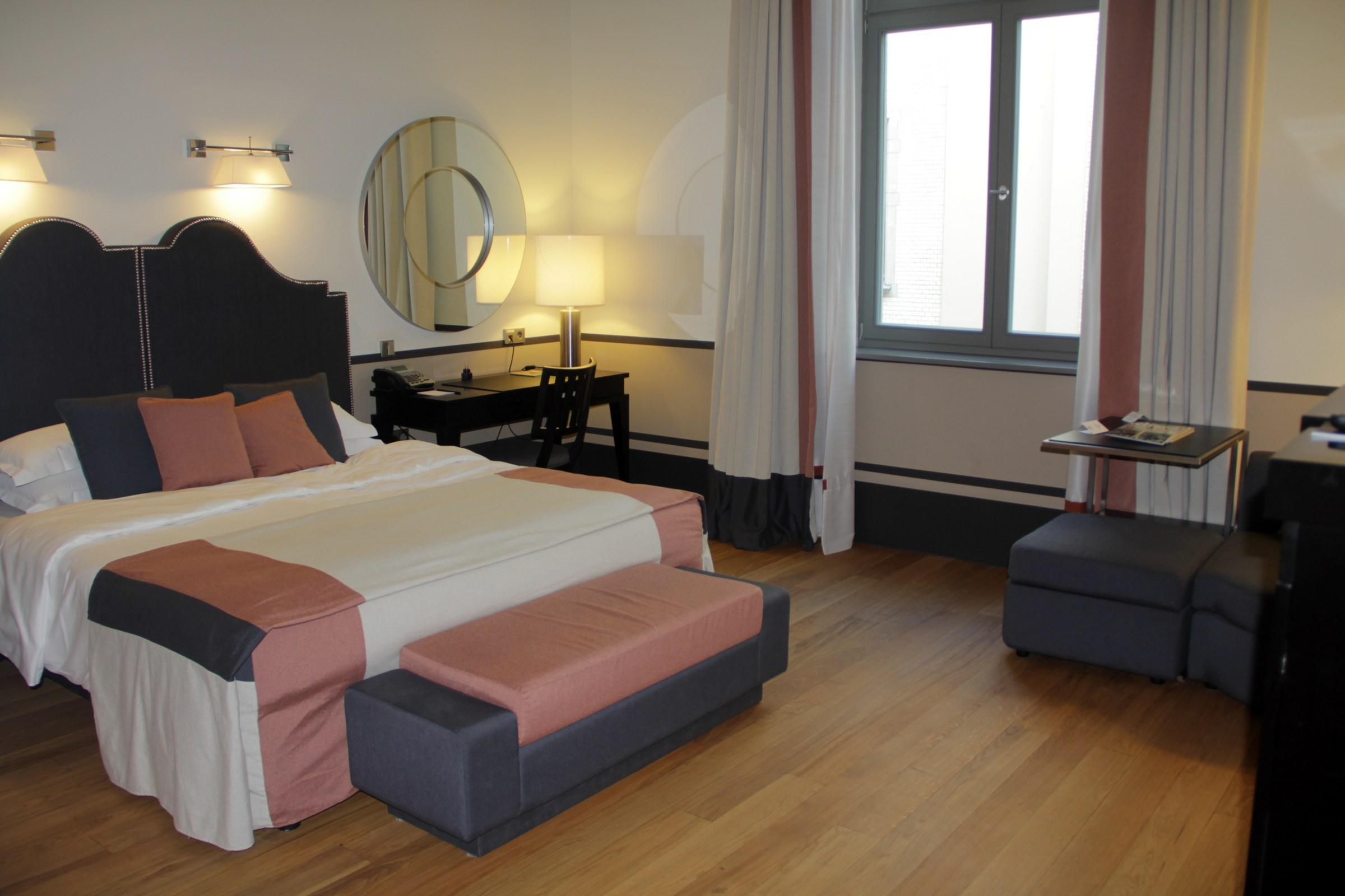 Hotel de Rome Berlin Deluxe Room