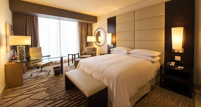 Hilton Panama Standard Room