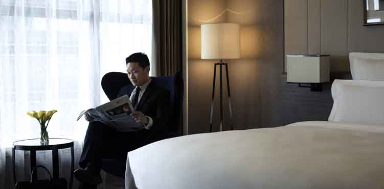 Superior Room Pullman Shanghai South