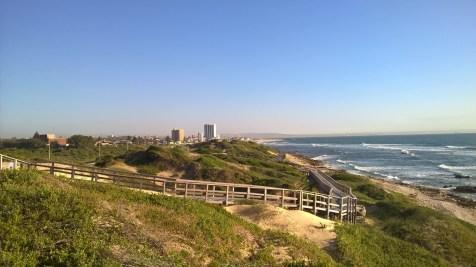 Running in Port Elizabeth