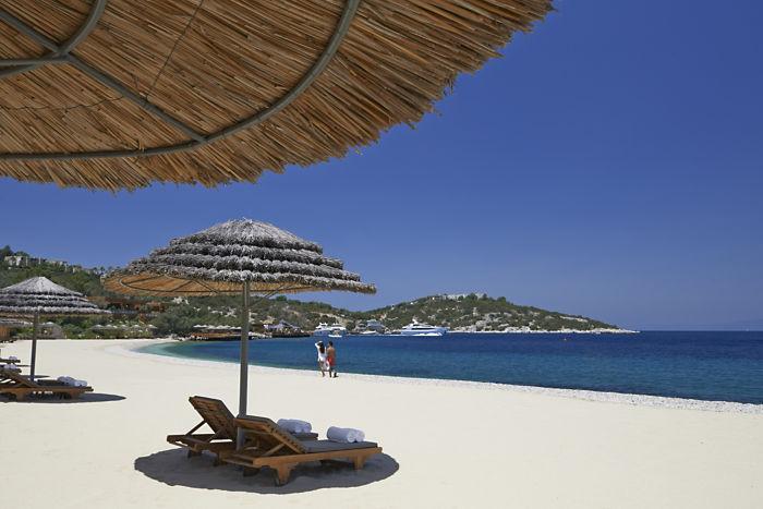 Mandarin Oriental Bodrum Blue Beach