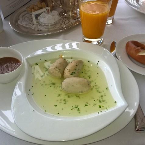 Hotel am Schlossgarten Breakfast
