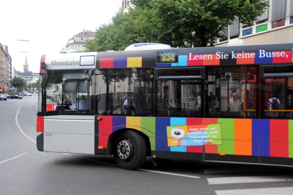Bus Düsseldorf