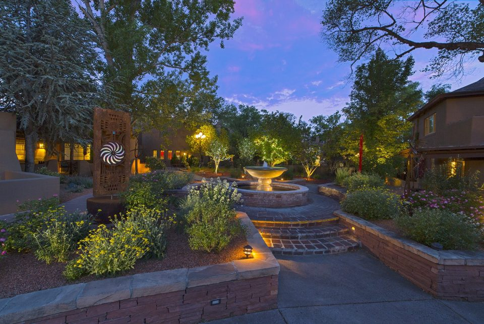 La Posada de Santa Fe Gardens