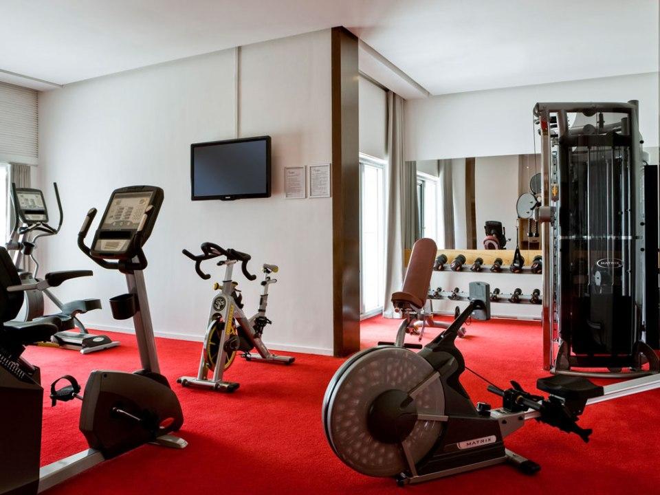 Sofitel Abidjan Gym